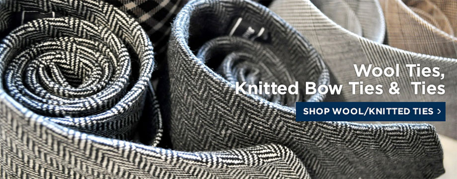 Wholesale Knit Ties, Woven Ties and Neckties