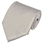 PS-59 | Solid Egg Shell Traditional Men's Necktie