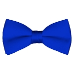 BT-36 | Solid Royal Blue Men's Pre-Tied Bow Ties