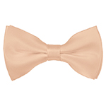 BT-43 | Solid Peach Men's Pre-Tied Bow Ties