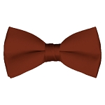 BT-68 | Solid Cinnamon Men's Pre-Tied Bow Ties
