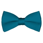 BT-85 | Solid Oasis Blue Men's Pre-Tied Bow Ties