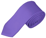 YS-29 | Boys' Solid Purple Necktie