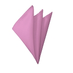 H-10 | Solid Dusty Pink Handkerchief