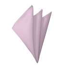 H-17 | Solid Light Pink Handkerchief