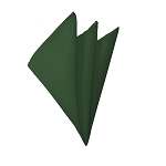 H-96 | Solid Hunter Green Handkerchief