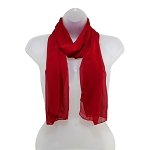 SS-01 | Women's Red High Multi Scarf