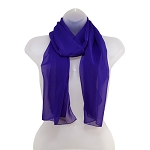 SS-31 | Women's Deep Purple High Multi Scarf