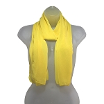 SS-49 | Women's Yellow High Multi Scarf