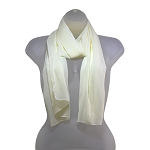 SS-516 | Women's Cream High Multi Scarf