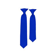 Boys Clip On Ties