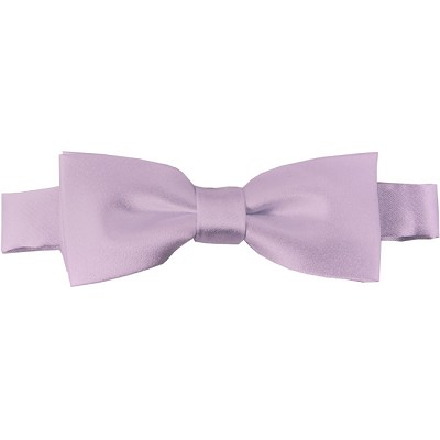 BTK-17 | Kids Solid Light Pink Pre-Tied Bow Tie