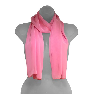 SS-15 | Women's Pink High Multi Scarf
