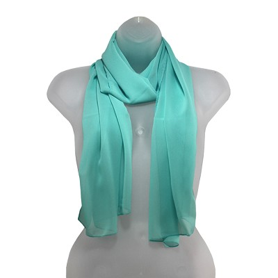 SS-661 | Women's Tiffany Blue High Multi Scarf